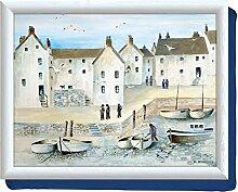 Creative Tops Cornish Harbour Sitzsack Kissen Knietable