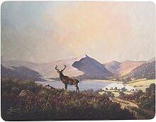CREATIVE TOPS Highland Stag 6-teiliges Set aus