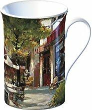 CREATIVE TOPS Kaffeetasse aus feinem Porzellan