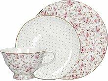 CREATIVE TOPS Katie Alice Ditsy Floral Tee-Set aus