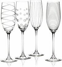 "Creative Tops Mikasa ""Cheers"", geätzte"