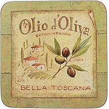 Creative Tops Olio D'Oliva Premium-Untersetzer