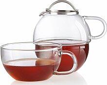 Creative Tops Randwyck T41Glas-Teekanne und