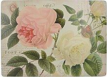 Creative Tops Rose Garden Set von 6Premium Tisch