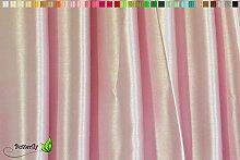 Creativery 9,5m Satinstoff 150cm (rosa 148) //