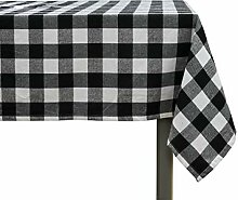 Creativesfun Tischdecke Buffalo kariert Tablecloth