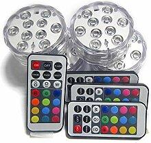 Creatrek LED-Teelicht in der Wanne mit