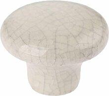 Creatwls 2pcs Keramik Küchengriffe Schrankgriffe Schubladengriffe Möbelgriffe Möbelgriff Türgriff Griffe Einloch /96mm BA/ 128mm BA