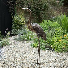Creekwood 48061 Heron Bird Statue Ornament