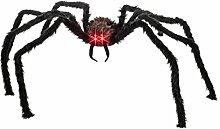 Creepy Crawler GIANT schwarz Spider Prop Halloween