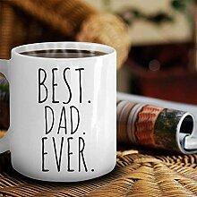 Cremetasse Papa Geschenke BEST DAD EVER