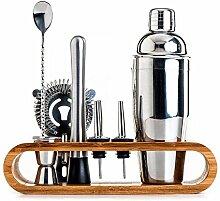 Cretee Cocktail-Shaker-Set und stilvoller