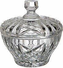 Cristal de Bohemia Geschnitztes böhmischen Glas