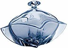Cristal de Sèvres Nymphea–Bonboniere aus