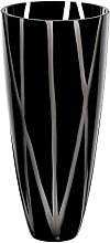 CRISTALICA Blumenvase Bouquet Vase Glas Vase Fiord