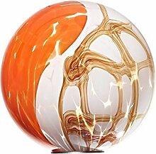 Cristalica Gartenkugel Glas Kugel groß
