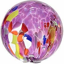 Cristalica Gartenkugel Glas Kugel klein Gartendeko