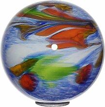 Cristalica Gartenkugel Kugel klein Rosenkugel Glas