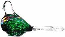 Cristalica Gartenvogel Taube Gerda Glastier