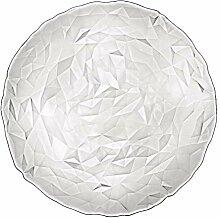 CRISTALICA Servierplatte Kuchenplatte Glas