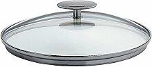 Cristel kov30p Platinum Kuppel Glas Deckel