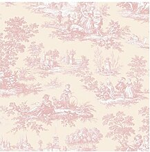 CRISTIANA MASI–Tapete Blooming Garden 4132mit Position Provence von Landschaften klassischen