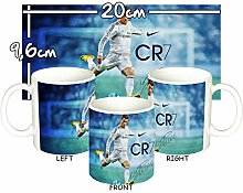 Cristiano Ronaldo Real Madrid CR7 C Tasse Mug