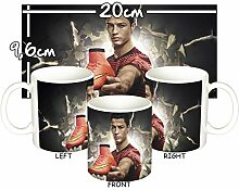 Cristiano Ronaldo Real Madrid CR7 D Tasse Mug