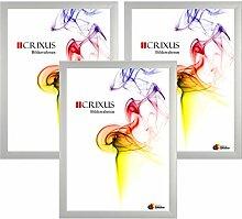 Crixus35 Bilderrahmen 3er Set für 42 x 82 cm