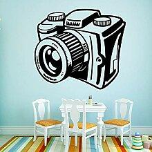 Crjzty Hübsche Kamera Aufkleber Wasserdichte