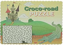 Crocodile Design Placemats, Pack of 1,000