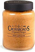 Crossroads Kerze 26Unze Jar Kerze–Hot