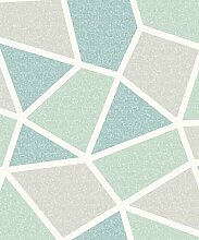 Crown Arendal M1479 Tapete, geometrisch,