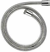 Croydex Essentials Verstärkter Duschschlauch PVC