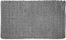Croydex Professional Uni weiß Textil-Duschvorhang