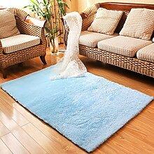 CRR Anti-skidCarpet Shaggy Teppich für Zuhause