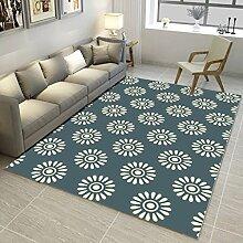 CRR Teppich Teppich Wohnzimmer Teppich