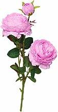 CRRE Western Rose Peony künstliche Blumen