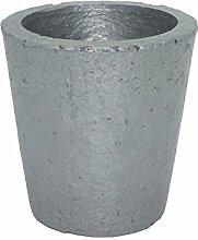 Crucible Gießerei Siliziumkarbid graphit