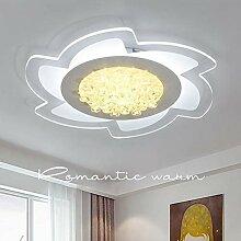 Crystal LED Lampe der Decke Einfache Sache Modern