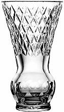 Crystaljulia 0010 Vase, Bleikristall, Klar