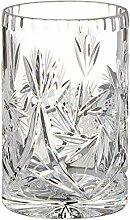 Crystaljulia 05944 Vase Behälter, Bleikristall