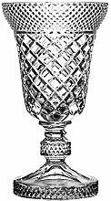 Crystaljulia 10932 Vase, Bleikristall