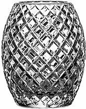 Crystaljulia 10937 Vase Behälter, Bleikristall