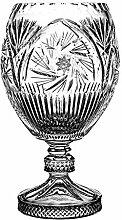 Crystaljulia 3735 Vase, Bleikristall, Klar