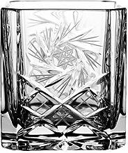 Crystaljulia 4142 Vase eckig Bleikristall