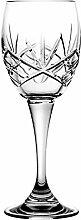 Crystaljulia 4163 Weinglas Bleikristall 6 Stück, 155 ml