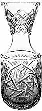 Crystaljulia 5533 Vase, Bleikristall, Klar