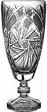 Crystaljulia 5957 Vase, Bleikristall, Klar