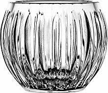 Crystaljulia 8992 Vase, Bleikristall, Klar